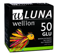 Тест-полоски для глюкометра Wellion Luna (50 шт.)