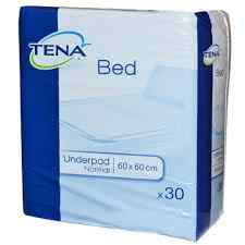 Пеленки Tena Bed Normal 60*60 см. 30 шт