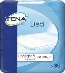 Пеленки Tena Bed Normal 60х90см, 30 шт